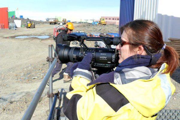 antarctica-filming